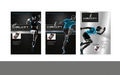 Orlett Layout Entwürfe